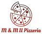 M & M II Restaurant & Pizzeria logo