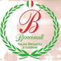Benvenuti Pizzeria logo