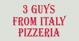 3 Guys From Italy