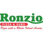 Ronzio Pizza & Subs logo