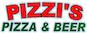 Pizzi's Pizza & Beer logo