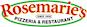 Rosemarie's Pizzeria & Restaurant logo