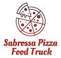 Sabrossa Pizza Food Truck logo