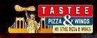 Tastee Pizza & Wings  logo