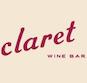 Claret Wine Bar logo