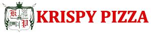 Krispy Pizza logo