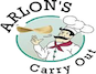 Arlon's Pizzeria Carry Out & Delivery logo