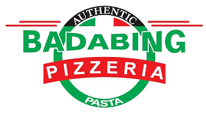 Badabing Pizzeria logo