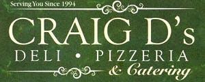 Craig D's Deli & Pizza