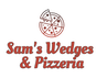 Sam's Wedges & Pizzeria logo