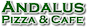 Andalus Pizza logo