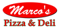 Marco's Italian Deli & Pizzeria logo