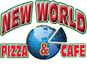 New World Pizza & Cafe logo