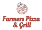 Farmers Pizza & Grill logo