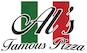 Al's Famous Pizza logo