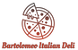 Bartolomeo Italian Deli logo