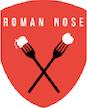 Roman Nose logo