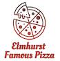 Elmhurst Famous Pizza logo