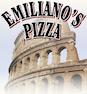 Emiliano's Pizza logo
