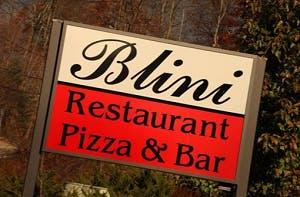 Blini Restaurant Pizza & Bar