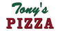 Tony's Pizza logo