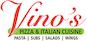 Vino's Pizza & Grill logo