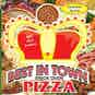 Best In Town Brick Oven Pizza logo