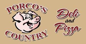 Porco's Country Deli & Pizzeria