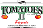 Tomatoes II Pizzeria logo