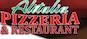 Alitalia Pizzeria & Restaurant logo