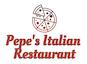 Pepe's Italian Restaurant logo