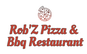 Rob'Z Pizza & Bbq Restaurant logo