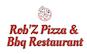 Rob'Z Pizza & Bbq Restaurant logo