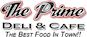 The Prime Deli logo