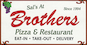 Brother's Pizza & Restaurant logo