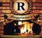 Reggiano's Brick Oven Pizza logo