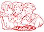 Three Boys From Italy logo