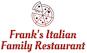 Frank's Italian Family Restaurant logo