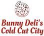 Bunny Deli's Cold Cut City logo