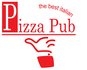 The Pizza Pub  logo