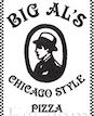 Big Al's Pizza logo