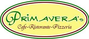 Primavera's Cafe, Ristorante, Pizzeria
