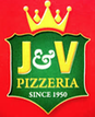 J & V Pizzeria logo