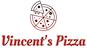 Vincent's Pizza logo
