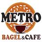 Metro Bagel & Cafe logo