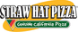 Straw Hat Pizza logo