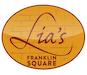 Lia's Pizzeria logo