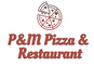P&M Pizza & Restaurant logo