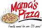 Mama's Pizza Pasta & Seafood logo