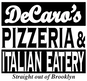DeCaro's Pizzeria & Italian Eatery logo